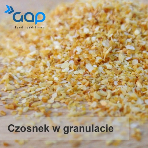 Czosnek w granulacie GAP food additives