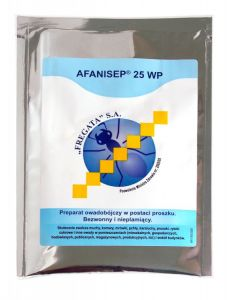Afanisep GAP food additives